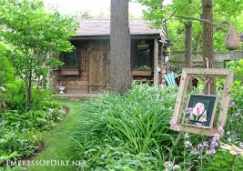 Art In The Garden - 12 ideas for doors and windows in the garden empress of dirt