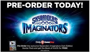 skylanders imaginators black friday amazon dark edition exclusivity returns in skylanders imaginators