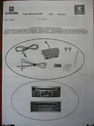 peugeot rd4 wiring 28 images adding aux cable to rd4 radio