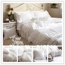 Queen Size White Duvet Cover Aliexpress Com Buy Luxury Bedding Set Queen Duvet Cover Cotton