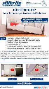 pannelli per isolamento termico soffitto stiferite spa a socio unico azienda produttrice di pannelli in