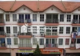 shop apartment for sale at park avenue tampoi indah johor bahru