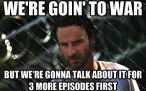 Film Major Meme - these walking dead memes will make you laugh your guts out