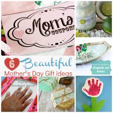 mothers day gift ideas handmade gift ideas for mother u0027s day