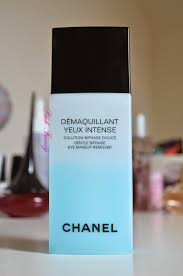 review chanel gentle biphase eye makeup remover pink frenzy