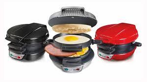 Perfect Toaster As Seen On Tv Hamilton Beach Breakfast Sandwich Maker As Seen On Tv Youtube