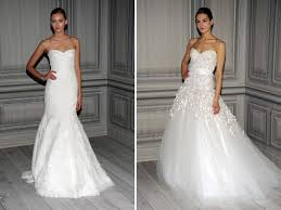 lhuillier wedding gowns modern mermaid lhuillier bridal gowns with bustle detail