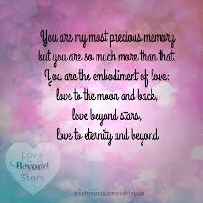 Love And Stars Quotes by Most Precious Memory By Love Beyond Stars Quotes Pinterest
