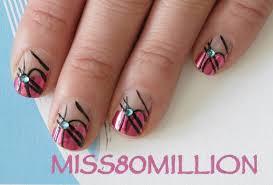 tutorial nail art foil passion pink nail foils nail art tutorial how to create foil nail