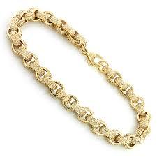 gold tennis bracelet diamonds images Gold eternity diamond bracelet 8 5ct jpg