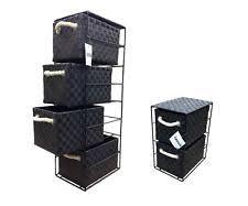 Skinny Storage Drawers Storage Drawer Tower Ebay