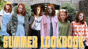 my summer style summer lookbook 2017 look book nilipod youtube