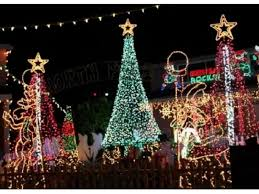 popular pleasanton holiday light display featured on u0027the great