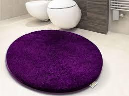 Gray And Purple Bathroom by Purple Bath Rug Roselawnlutheran