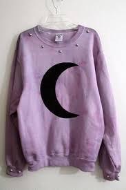 shop pink long sleeve cartoon print loose sweatshirt online