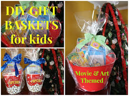 diy themed gift baskets for budget friendly