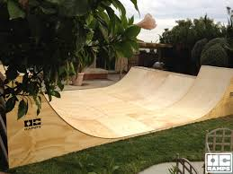 Backyard Skateboard Ramps Malibu Mini Ramp Oc Ramps