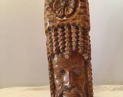 jamaica wood carving etsy