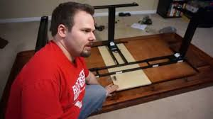 Adjustable Height Desk Reviews by Left Hand Reviews 51a Adjustable Height Gaming Table Part 1