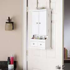 over the door cabinet harper blvd ashman over the door makeup jewelry storage free