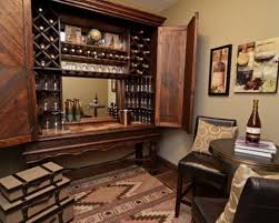 funiture large built in home bar cabinet designs with transparent