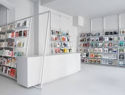 Fancy Store Interior Design Expertly Curated Berlin Indie Bookshop Masters Maximising The
