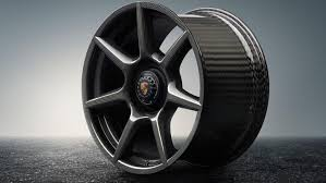 porsche wheels porsche introduces braided carbon fibre wheels