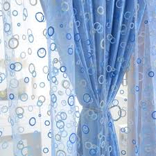 Sheer Panel Curtains Curtain Chic Room Pattern Voile Window Curtains Sheer Panel