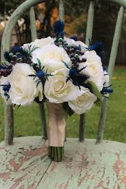 wedding flowers mn navy blush and gold minneapolis wedding bouquets silk wedding