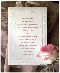 wedding invitations format invitation wording archives wedding media