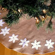 30 most colorful and shiny tree skirts home designing