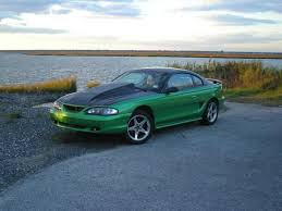 Mustang Black And Green 98greengoblin 1998 Ford Mustang Specs Photos Modification Info