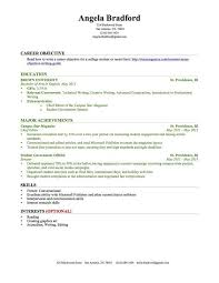 resume exles for with no experience student resume exles no experience template s