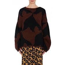 sweaters dries van noten tano alpaca blend oversized sweater