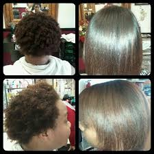 keratin treatment on black hair before and after treatments