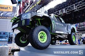 2014 sema monster energy ballistic bj baldwin 800 hp trophy truck