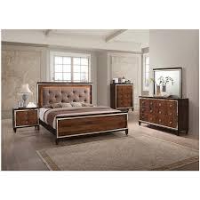El Dorado Bedroom Furniture Magnificent El Dorado Furniture Bedroom Set And Claire Queen Panel