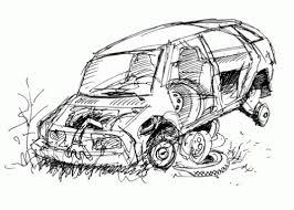sunday sketch u2013 the mortality of cars streets mn