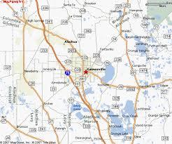 gainesville map gainesville fl maps