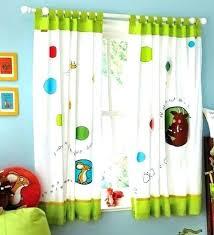 rideau chambre bébé jungle voilage chambre enfant rideaux fenetre chambre rideau voilage