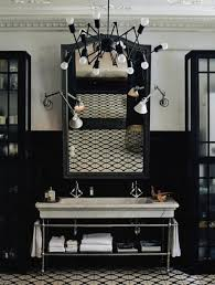 black ornate with gothic bathroom decor modern bathroom acrylic
