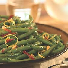 green bean recipes for thanksgiving sizzled green beans with crispy prosciutto u0026 pine nuts recipe