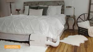 Who Invented The Duvet Bedjet Cooling Heating And Climate Control For Your Bed