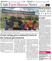 ad running in idaho urges people not to vacation in utah over new utah farm bureau news march 2017 by utah farm bureau federation