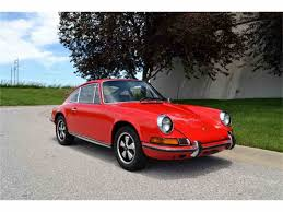 the samba porsche 911 1969 porsche 911 for sale on classiccars com 5 available