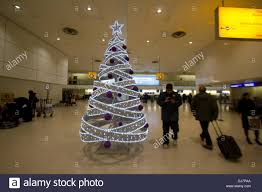 heathrow london uk 24th november 2013 a large christmas with