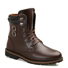 s high boots s shoes fashion martin boots high boots in brown 40