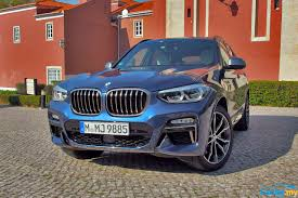 kereta bmw review 2018 bmw x3 m40i xdrive30d sampled in portugal