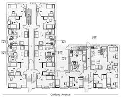 Typical Floor Plans Of Apartments University Of Pittsburgh Housing Services