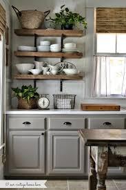 oak wood ginger prestige door grey and white kitchen cabinets